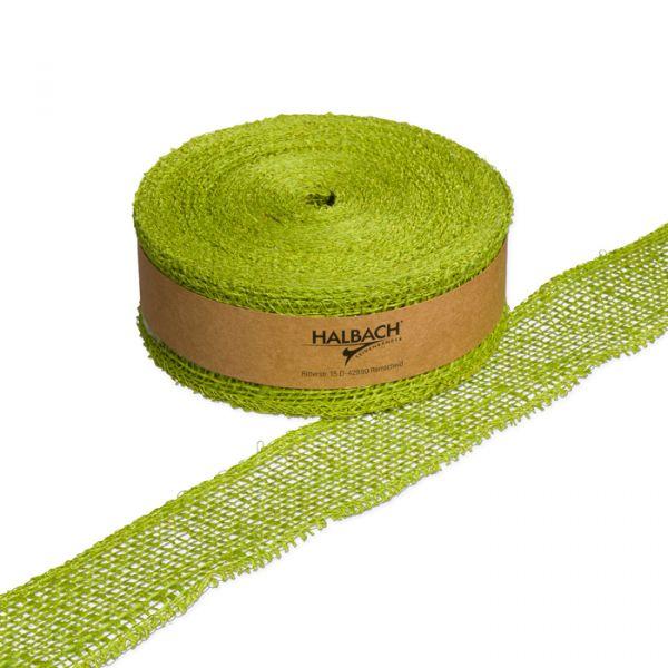 Juteband grass green Hauptbild Listing