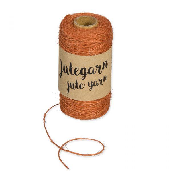 Jutegarn 1mm cognac Hauptbild Listing