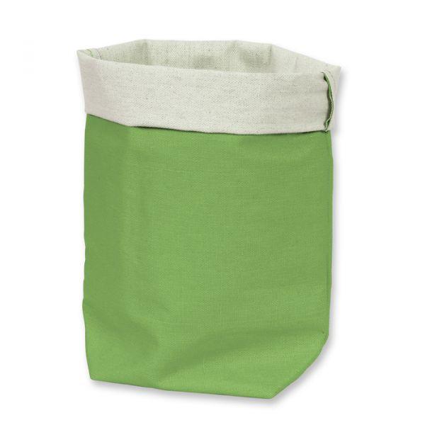 Tafelstoff-Krempeltopf green Hauptbild Detail