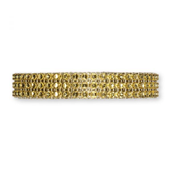 Strassband gold Hauptbild Detail