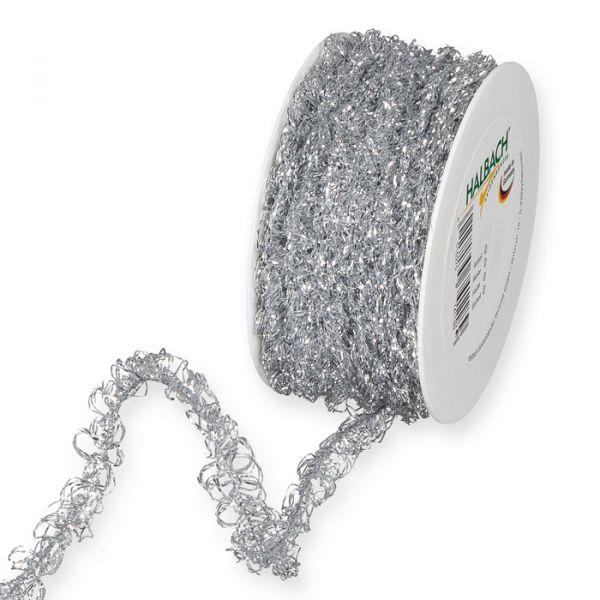 Lurex-Schlaufenlitze silver Hauptbild Listing