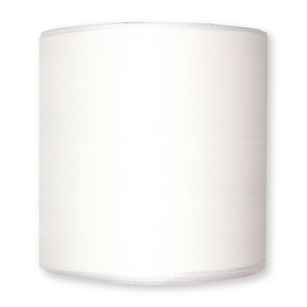 Moiréband / 11 weiß white Hauptbild Detail