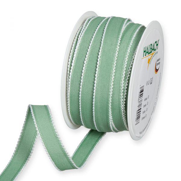 Dekorationsband mint/white Hauptbild Listing