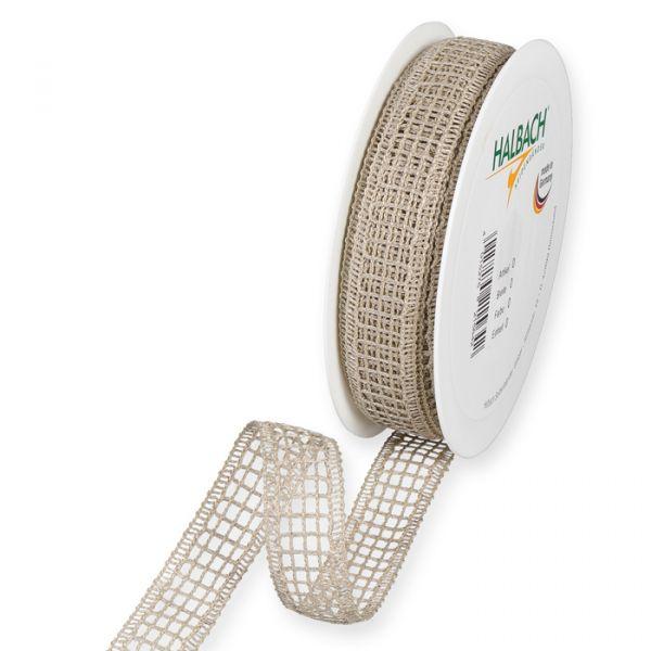 Leinen-Gitterband linen Hauptbild Listing