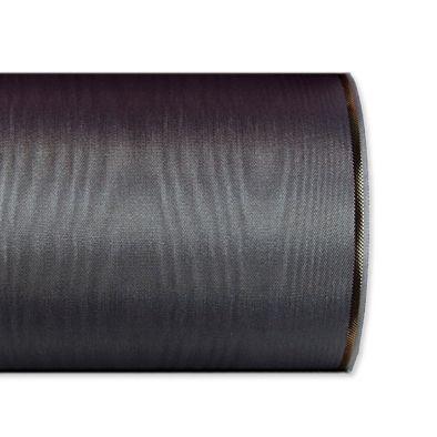 Moiréband / farbig dark grey Hauptbild Detail
