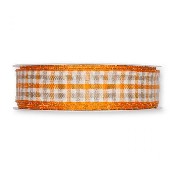 Karoband formbare Drahtkante orange Hauptbild Detail