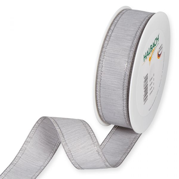 Dekorationsband light grey/silver Hauptbild Listing