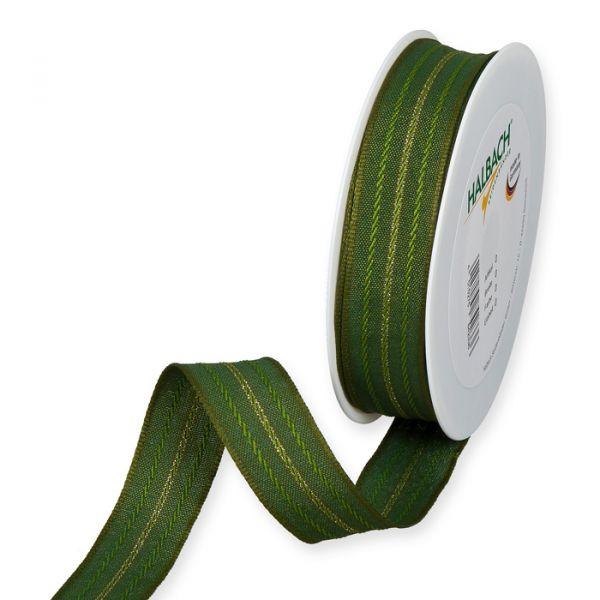 Dekorationsband green/gold Hauptbild Listing