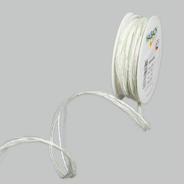 Materialmix-Kordel mint/cream Hauptbild Listing
