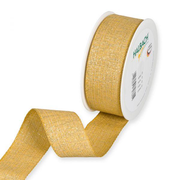 Lurexband honey yellow/gold Hauptbild Listing