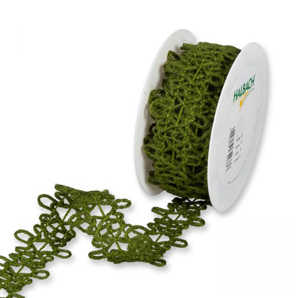 Jutelitze moss green Hauptbild Listing