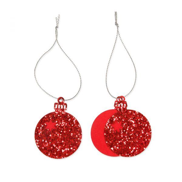 63316-065-77 red/red glitter (77) Hauptbild Detail
