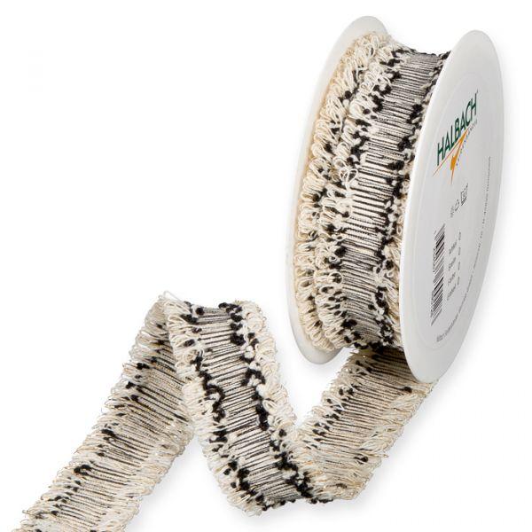 Dekorationsband cream/black/gold Hauptbild Listing