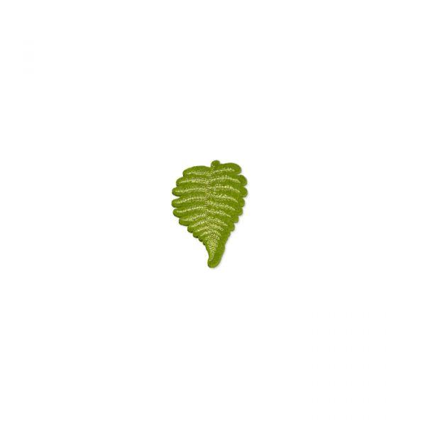 "Filz-Deko ""Farn"" grass green/light green Hauptbild Listing"