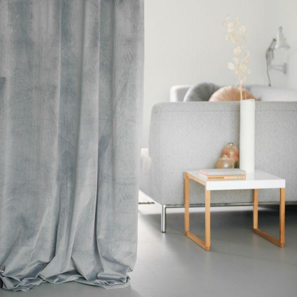 Samt-Vorhang grey Hauptbild Listing