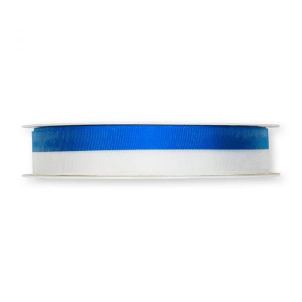 Webband blue/white (BL/W) Hauptbild Detail