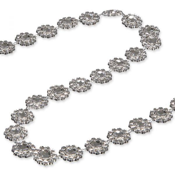 Strassband silver Hauptbild Listing