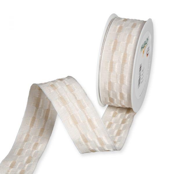 Dekorationsband white/sand Hauptbild Listing