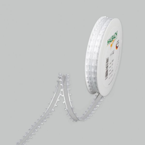 Transparentes Dekorationsband white Hauptbild Listing